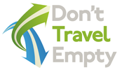 Don't Travel Empty Logo